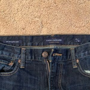 "Lucky Brand Jeans - ""Like new"" Men's Lucky Brand jeans"